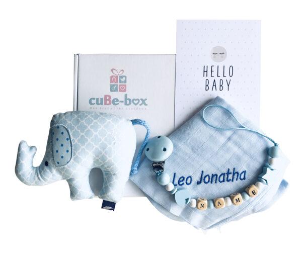 babybox-elefantenrassel-blau