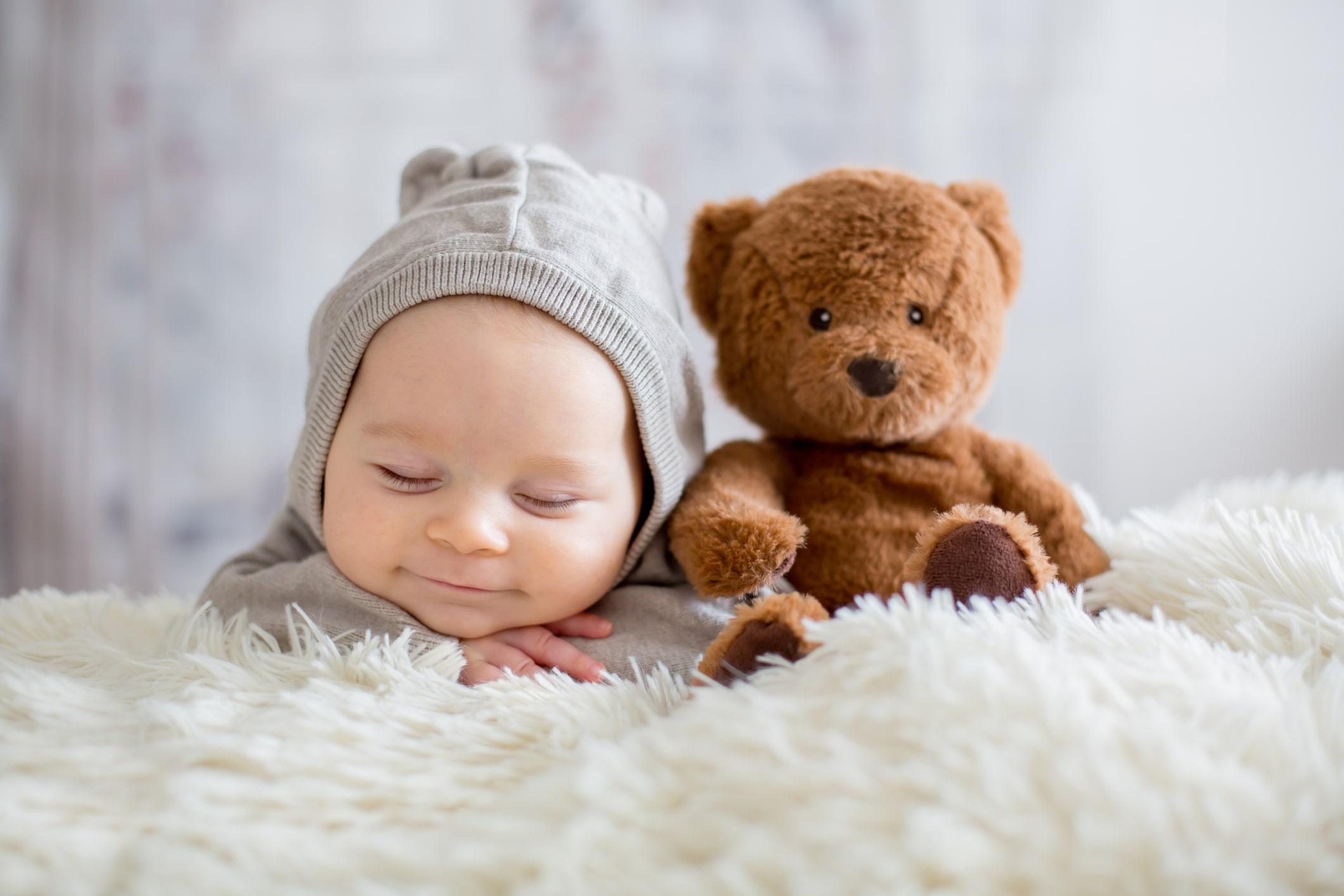 Immer das passende Baby-Geschenk zur Geburt für Mitarbeitende & Kunden