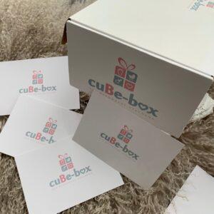 Geschenkverpackung CuBeBox