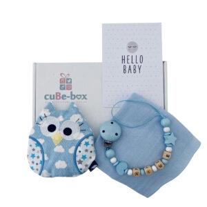 babybox junge eulenwaermekissen wolken hellblau scaled