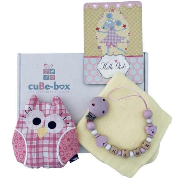 babybox-maedchen-eulenwaermekissen-hellgelb