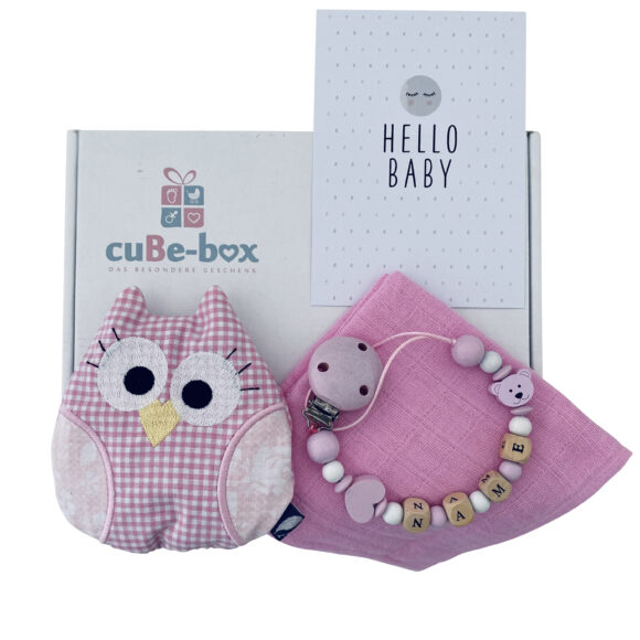 babybox maedchen eulenwarmekissen rosa scaled