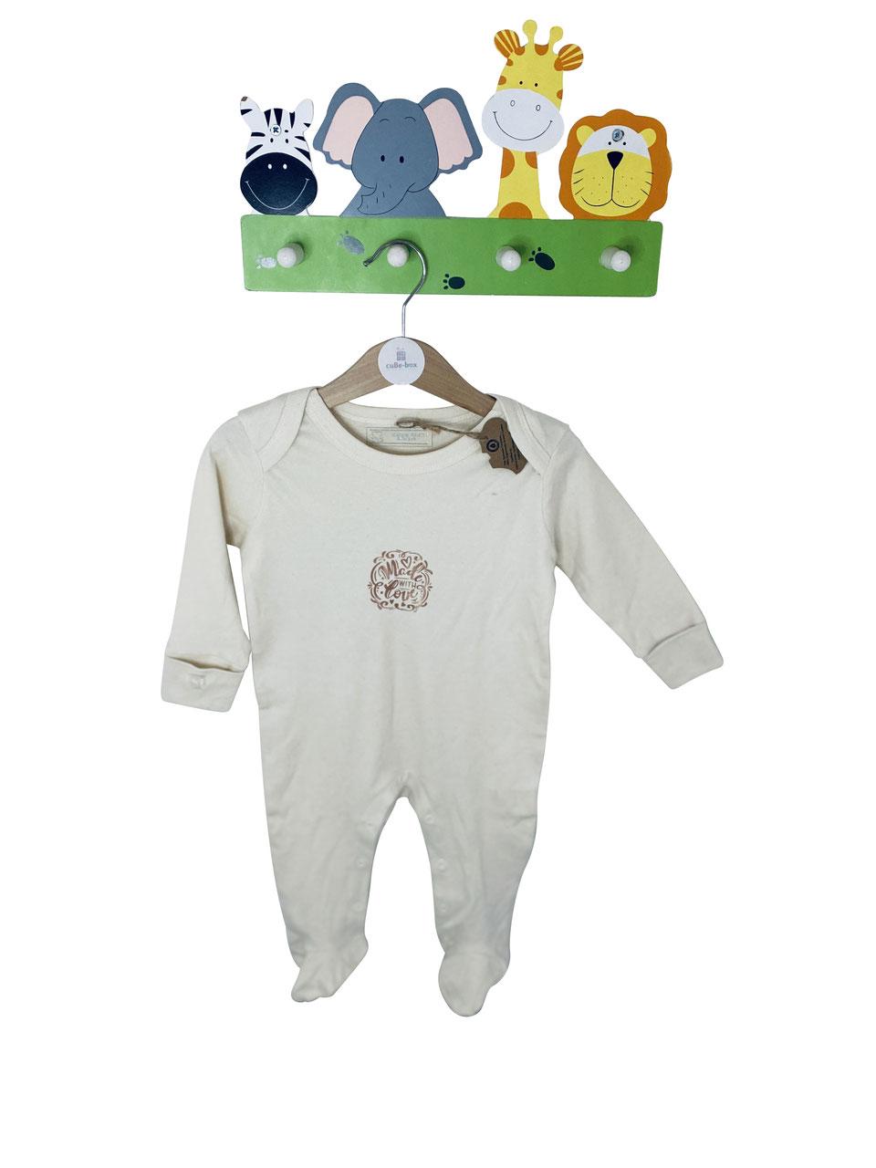 cuBe-box Babygeschenke babybody garderobe