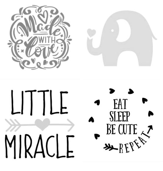 cuBe-box babygeschenke logos