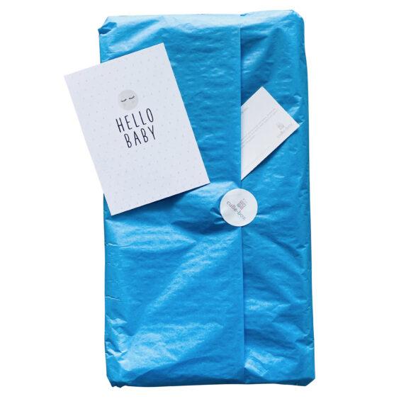 geschenkset cube-box junge