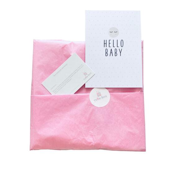babygeschenkset Mädchen cube-box.ch
