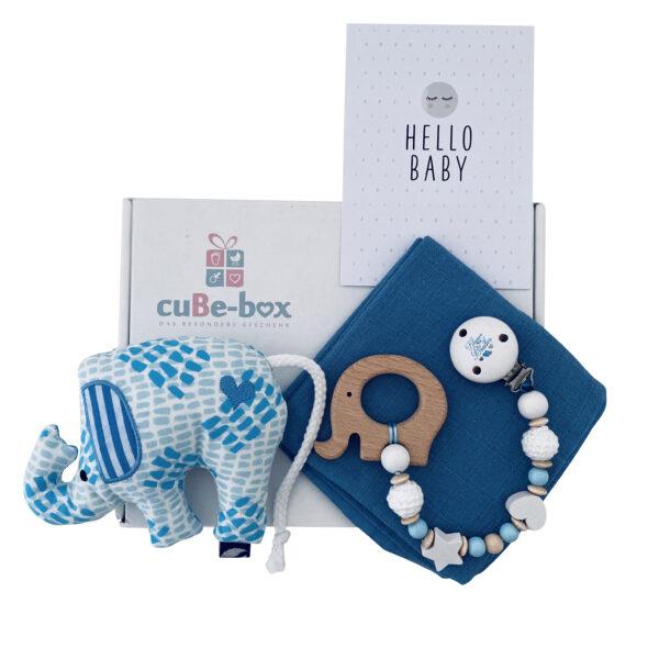 babybox-elefantenrassel-jungs-hellblau-kleiner-bruder