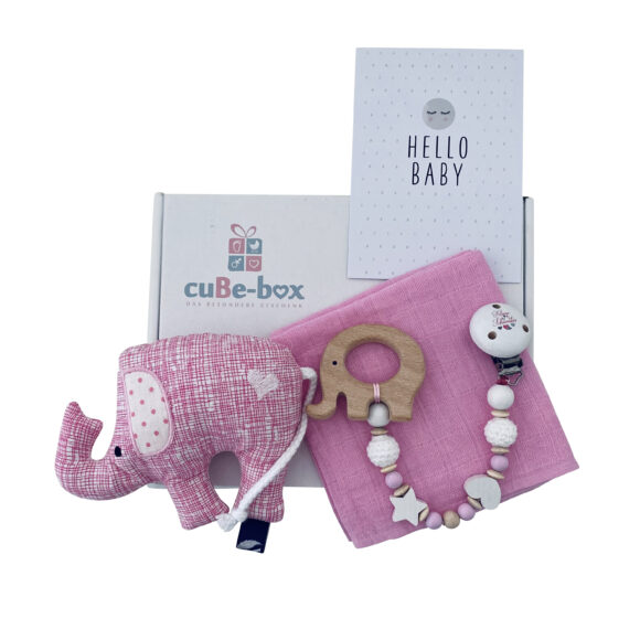 babybox-elefantenrassel-maedchen-rosa