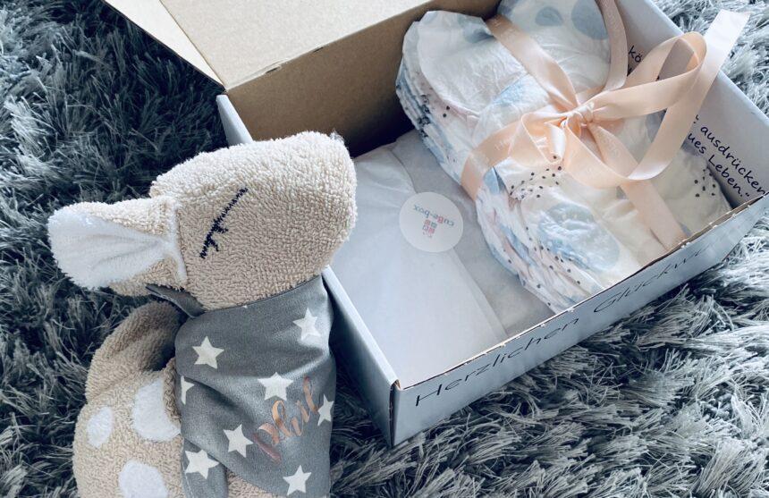Bambispieluhr cuBe-box.ch